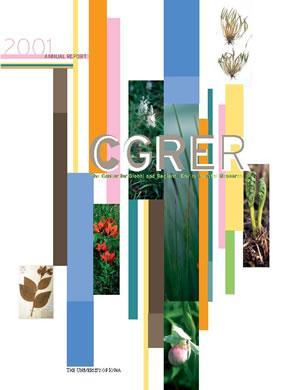 CGRER 2001 annual report