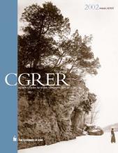 CGRER 2002 annual report