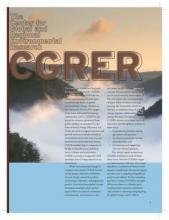 CGRER 2005 annual report