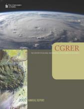 CGRER 2007 annual report