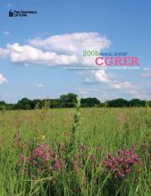 CGRER 2008 annual report