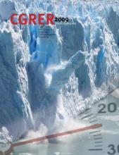 CGRER 2009 annual report