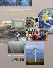 CGRER 2011 annual report