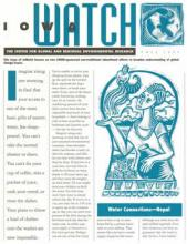 CGRER fall 1999 newsletter